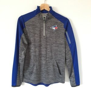 Blue Jays 1/2 Zip